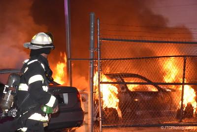 Deer Park Vehicle Fire 06-19-2018