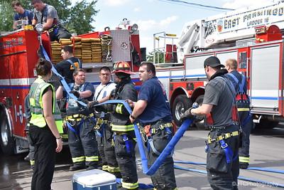 East Farmingdale Working Fire 06-20-2017