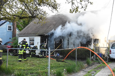 North Amityville Working Fire 05-14-2018