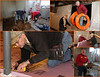 Hands on and experienced building talent include Steve, Jonathan, Chester and Myron.