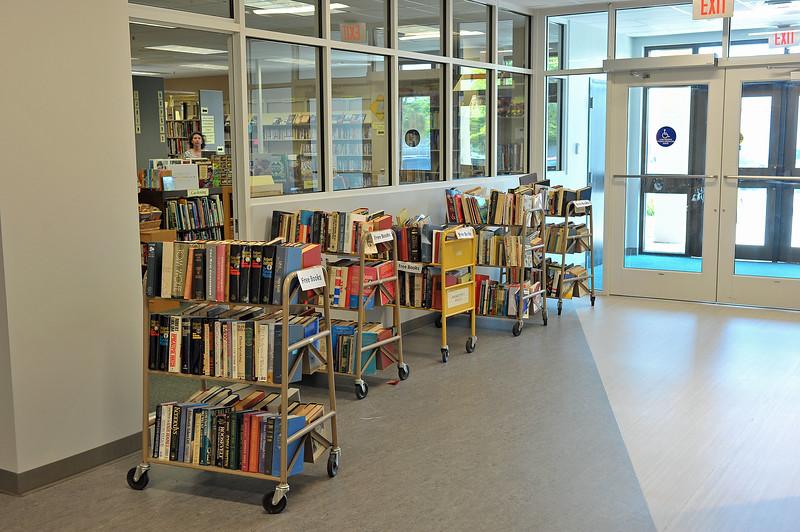 Friends of the Library Booksale August Breakdown 2019