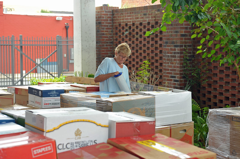 Friends of the Library Booksale August Last Day 2019