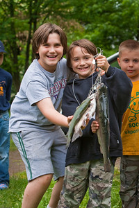 Glen Rock Jaycees and Local Businesses Host 19th Annual Fishing Derby at Arboretum