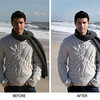 BEFORE-AFTER Sweater