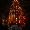 Sandy Hook Center celebrated its tree lighting on December 5, 2009.  (Hicks photo)