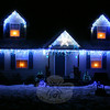 Someone on Sunnyview Terrace is dreaming of a blue Christmas.  (Hicks photo)