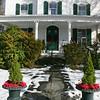 The Budd House at 50 Main Street, Newtown.  (Hicks photo)