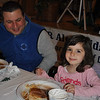 The 50th Annual Rotary Club Pancake Breakfast drew a steady crowd of diners Saturday morning and early afternoon.  (Crevier photo)