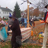 Halloween 2009.  (Hallabeck photo)