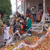 Halloween in Main Street, 2009. (Hallabeck photo)
