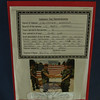 """A """"Veterans Day Remembrance"""" wall was on display at Middle Gate School for Wednesday, November 11, with photos and descriptions submitted by students. (Hallabeck photo)"""