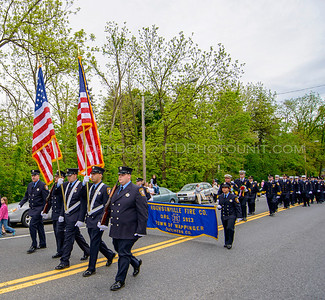 Hughsonville FD 100th Anniversary 2013 Dutchess County Volunteer Firemen's Association Parade 5/18/2013