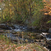 Deep Brook is one example of Newtown's natural resources to benefit from the upcoming landowner's workshop and Fairfield County Regional Conservation Partnership to be presented at Booth Library on October 24.  (Bobowick photo)
