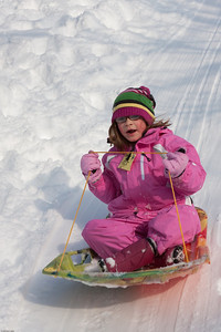 (1) Pslip Slug #: (Pending); (2) Ridgewood, NJ; (3) 01/12/2011; (4) Ridgewood Responds to Another Snow Storm; (5) Katherine takes a turn on 1/12/2011; (6) W.H. Grae for the Ridgewood News.