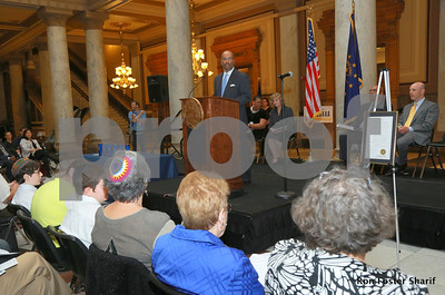 Jewish Day of Remembrance: Indpl's, Ind