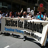 12th Anniversary of Mohammad Mahjoub's arrest rally and march :