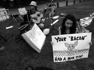 All-Day Toronto Pig Save Vigil