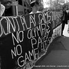 No 'Pan American Games' Picket :