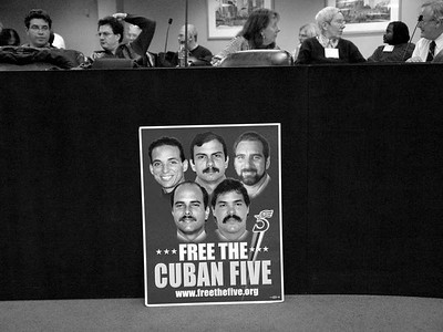 'Breaking the Silence' solidarity conference for the Cuban Five