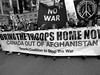 Pan-Canadian Day of Action against War in Afghanistan :