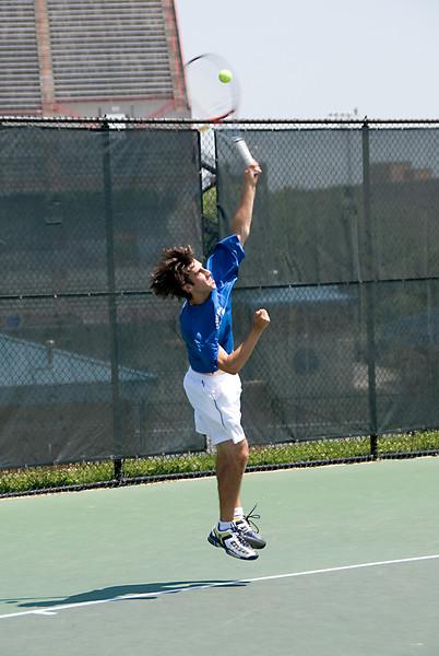MD State Tennis Championship--Churchill's Jared Pinski