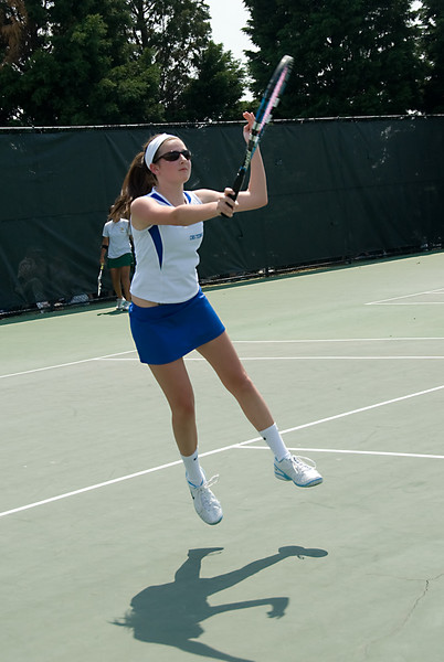 MD State Tennis Championship--Churchill's Stephanie Mandir