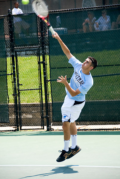 MD State Tennis Championship--Dan Stahl of Whitman