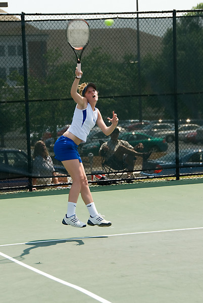 MD State Tennis Championship--Churchill's Robin Segal