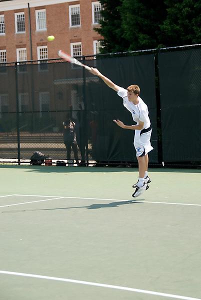 MD State Tennis Championship--Whitman's Kirby Mayo