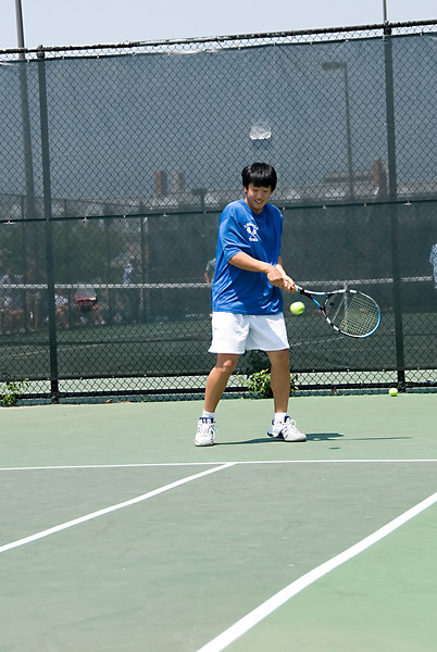 MD State Tennis Championship--Felix Sun of Churchill