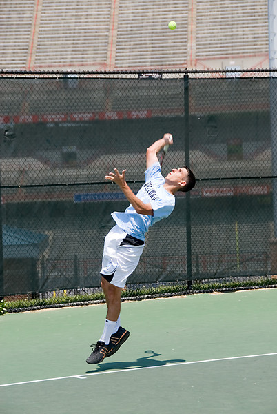 MD State Tennis Championship--Dan Stahl of Whitman