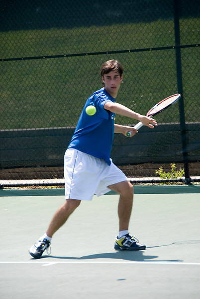 MD State Tennis Championship--Churchill's Jared Pinski