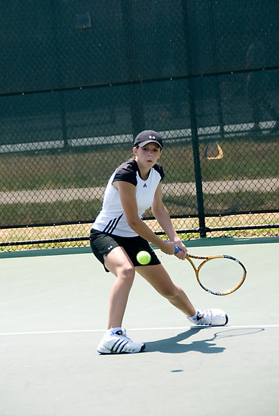MD State Tennis Championship--Loren Wohlman of Walter Johnson HS
