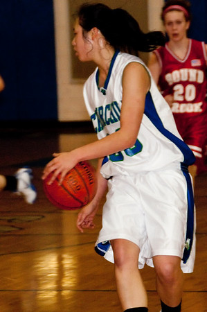 Churchill Basketball 12-29-08