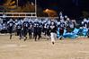 Whitman team takes the field