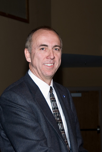 Dan O'Connell is the head of GM's Fuel Cell Production Engineering, located in Honeoye Falls, NY.