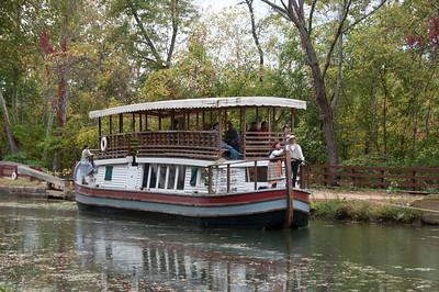 C-O Canal Boat Trip