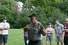 Doug Rawley of the National Parks Service (Capital Parks - East) addresses the volunteers.