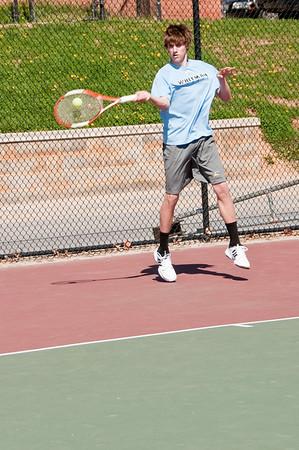 Tennis Churchill vs Whitman