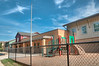The new Bells Mill Elementary School opens its doors to students.