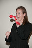 "Tracy Kinnahan of Pro Feed of Rockville with the ""Humunga  Tongue"" toy"