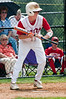 #10 fakes a bunt