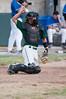 Catcher Mason Morioka