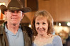 """John and Jill Phillips, owners of """"Squeels on Wheels"""" (a mobile petting zoo)."""