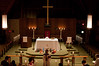 Saint James' Episcopal Church Epiphany service.