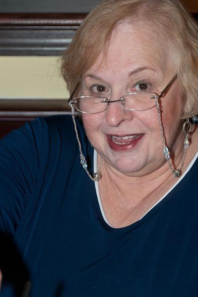 Sonya Okin, board member of the Potomac Theatre Company