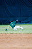 Matt Bowman, SS makes a diving catch in the outfield that kept the lead for Big Train.