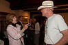 Grace Rood of Potomac House Tours talks to John Phillips of Squeals on Wheels