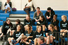 The Whitman Girls team wait for their game to begin.