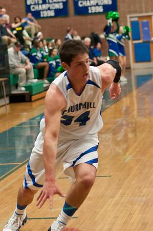 Church-Whit Basketball
